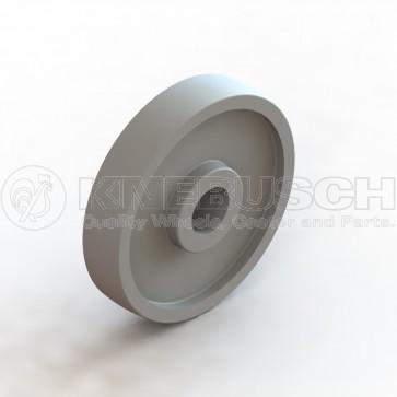 Schwerlast-Rad NYS/250/50/60/3/52x15