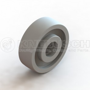 Schwerlast-Rad NYS/150/50/60/3/47x14