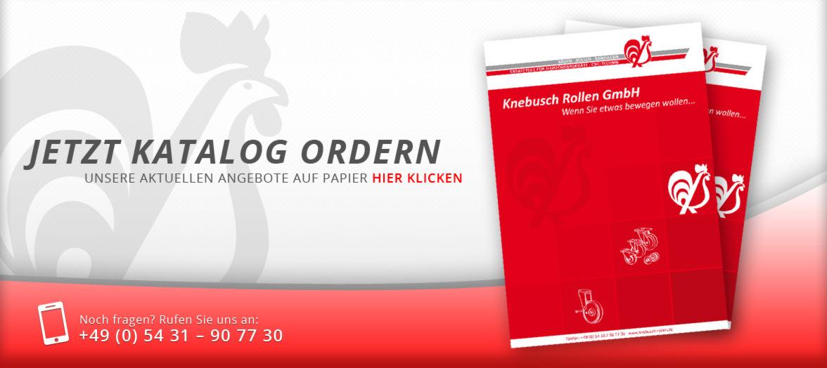 Knebusch - Infoslider über den Print-Katalog von Knebusch - Klick für mehr Infos